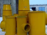 Элементы вентиляции и газоходов